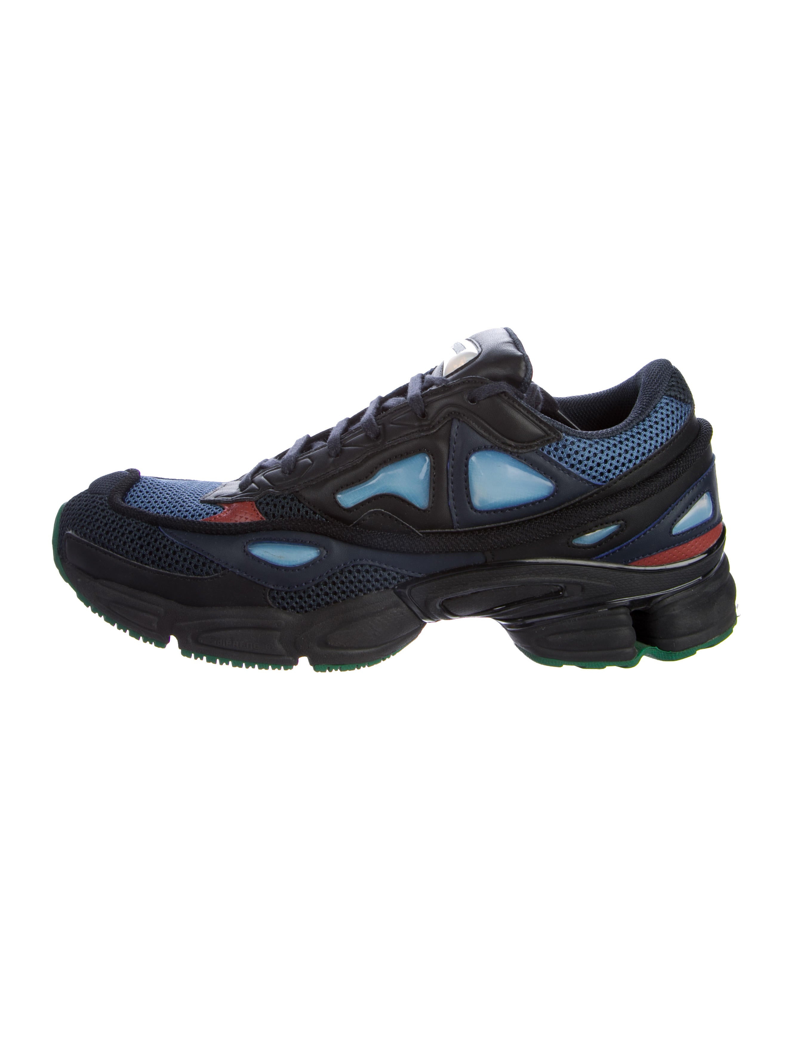 raf simons x adidas ozweego 2 low top sneakers shoes. Black Bedroom Furniture Sets. Home Design Ideas