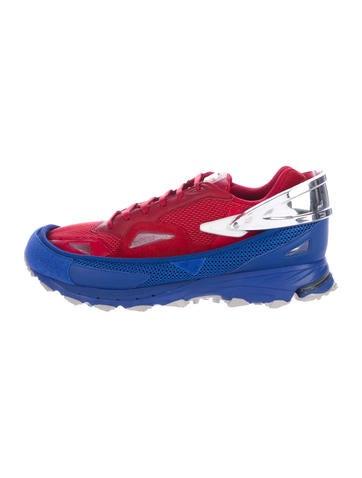 Raf Simons X Adidas 2016 Response Trail Sneakers W Tags