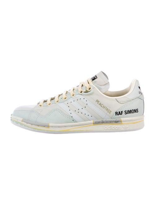 Raf Simons x adidas Leather Printed Sneakers