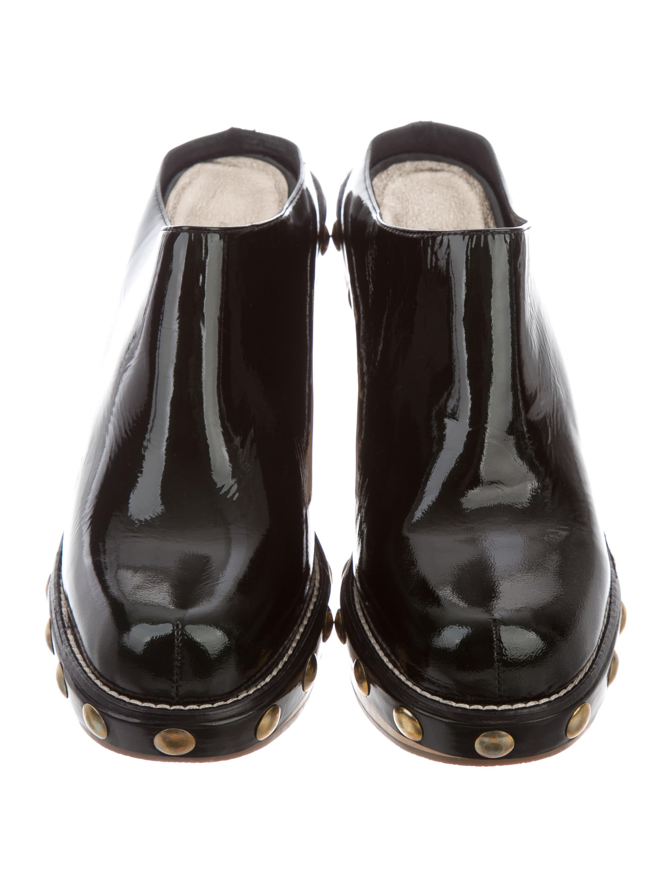 Rachel Comey Patent Leather Power Clogs w/ Tags how much sale online outlet professional clearance official discount codes really cheap YrZbmgnzw