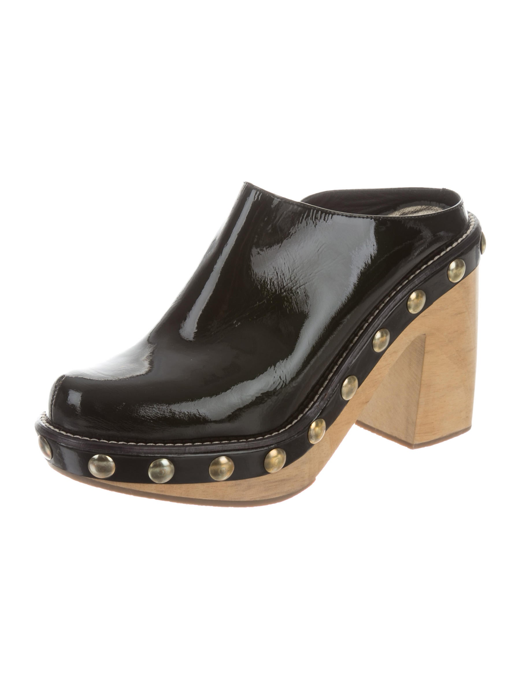 Rachel Comey Power Round-Toe Clogs w/ Tags outlet get to buy MOk6Q9