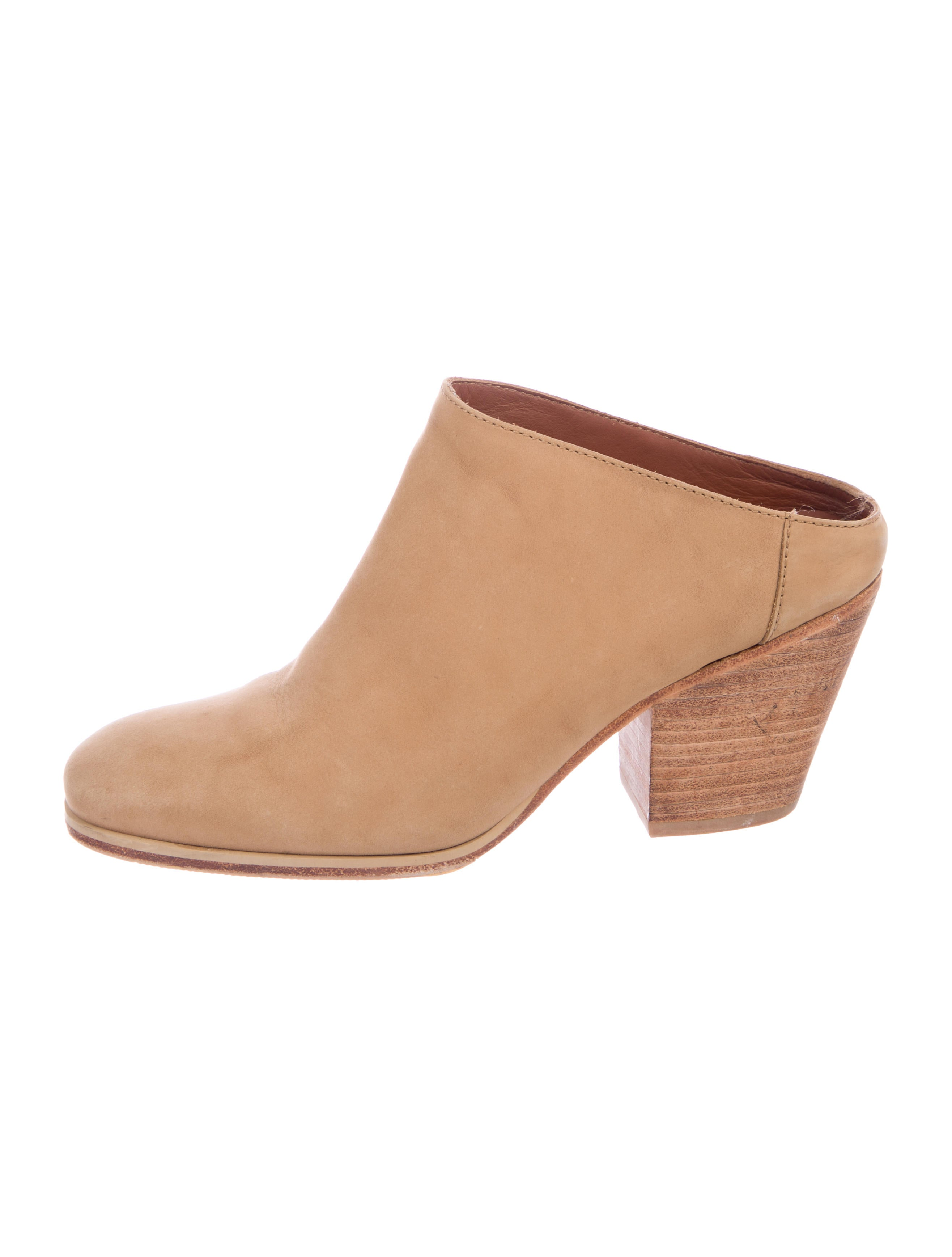 Rachel Comey Mars Round-Toe Mules discount view buy cheap huge surprise cheap sale low cost outlet for nice z19bQRGMKo