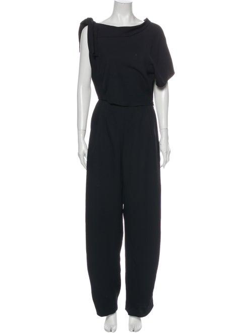 Rachel Comey Scoop Neck Jumpsuit Black