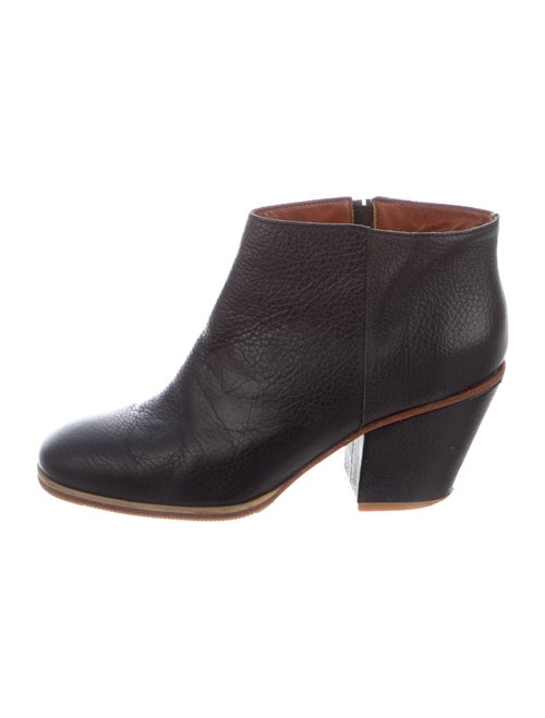 Rachel Comey Leather Boots Black