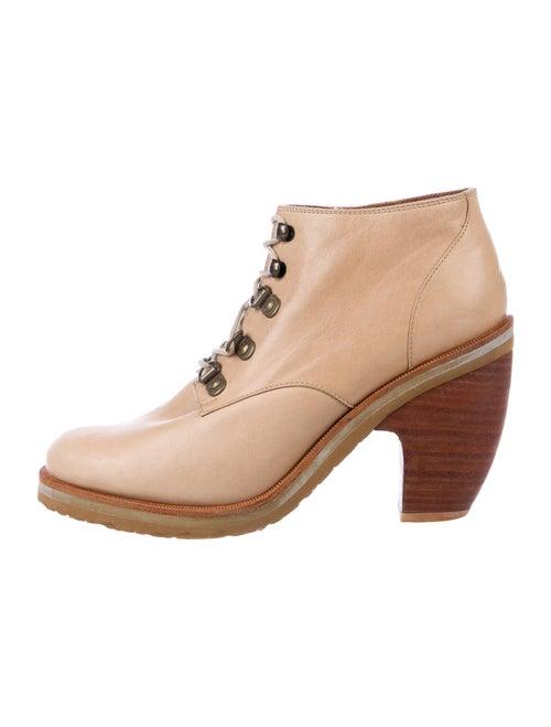 Rachel Comey Leather Lace-Up Boots