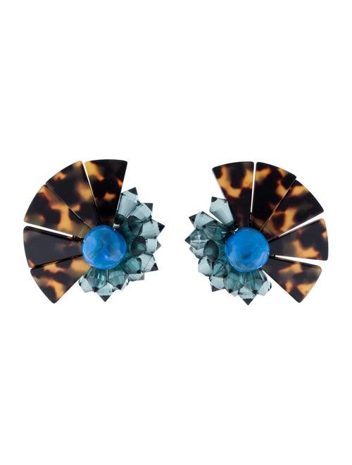 Rachel Comey Marquee Earrings Silver