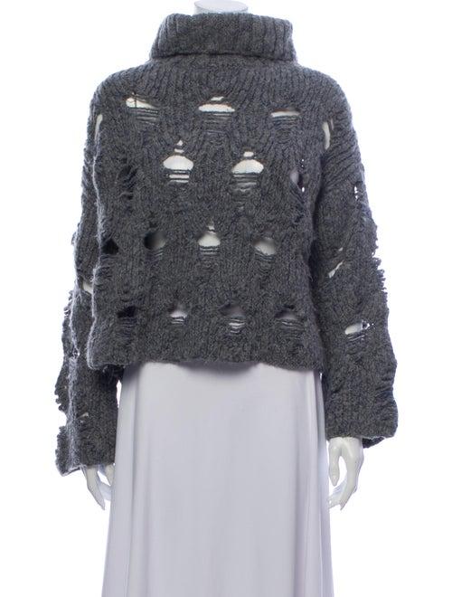 Rachel Comey Turtleneck Sweater Grey