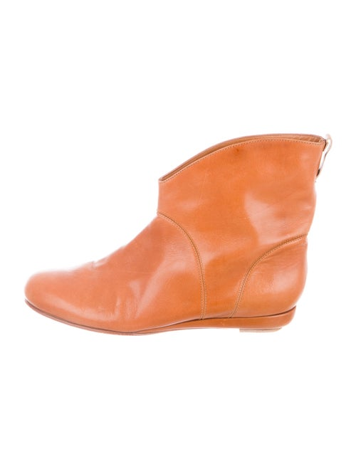 Rachel Comey Leather Boots Brown