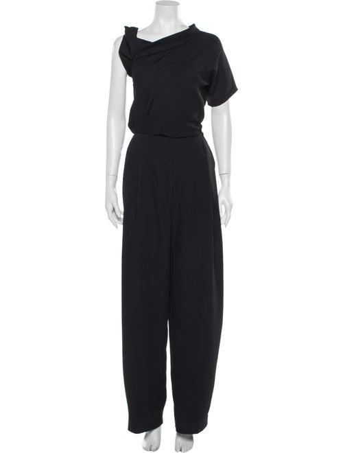 Rachel Comey Asymmetrical Jumpsuit Black