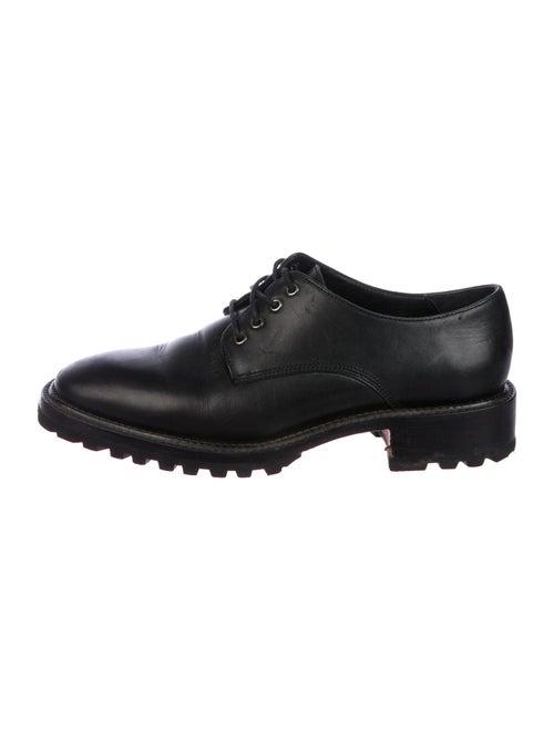 Rachel Comey Leather Oxfords Black