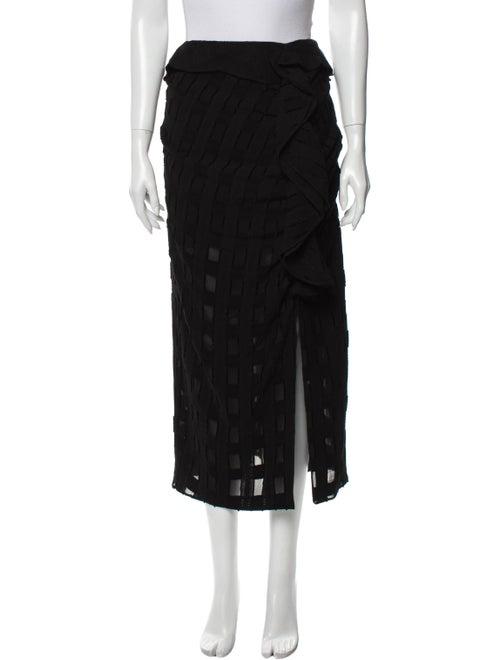 Rachel Comey Midi Length Skirt Black