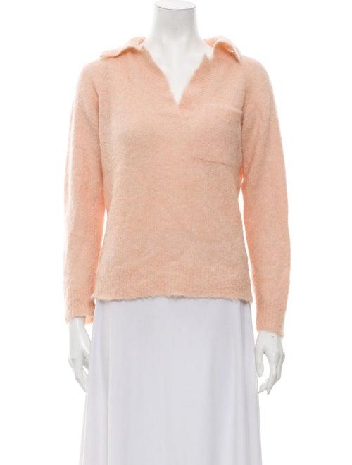Rachel Comey Alpaca V-Neck Sweater