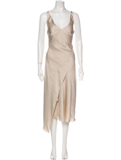 Rachel Comey V-Neck Long Dress