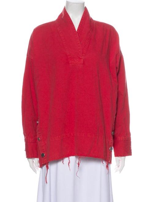 Rachel Comey Jacket Red
