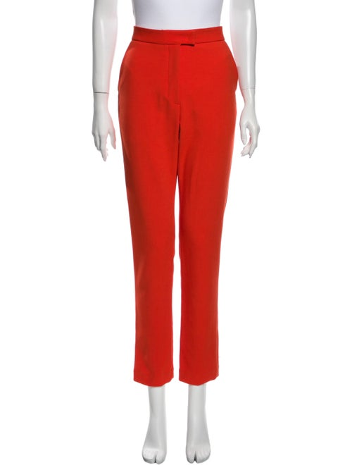 Rachel Comey Straight Leg Pants Orange