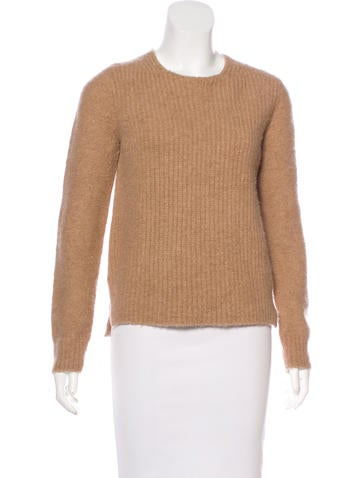 Rag & Bone Long Sleeve Wool Sweater None