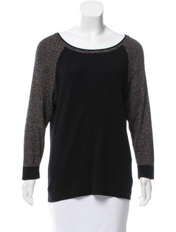 Rag & Bone Long Sleeve Sweater None