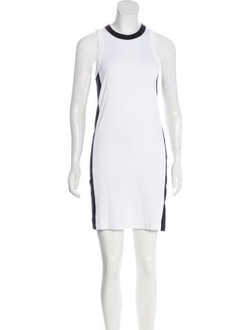 Rag & Bone Sleeveless Bicolor Dress None