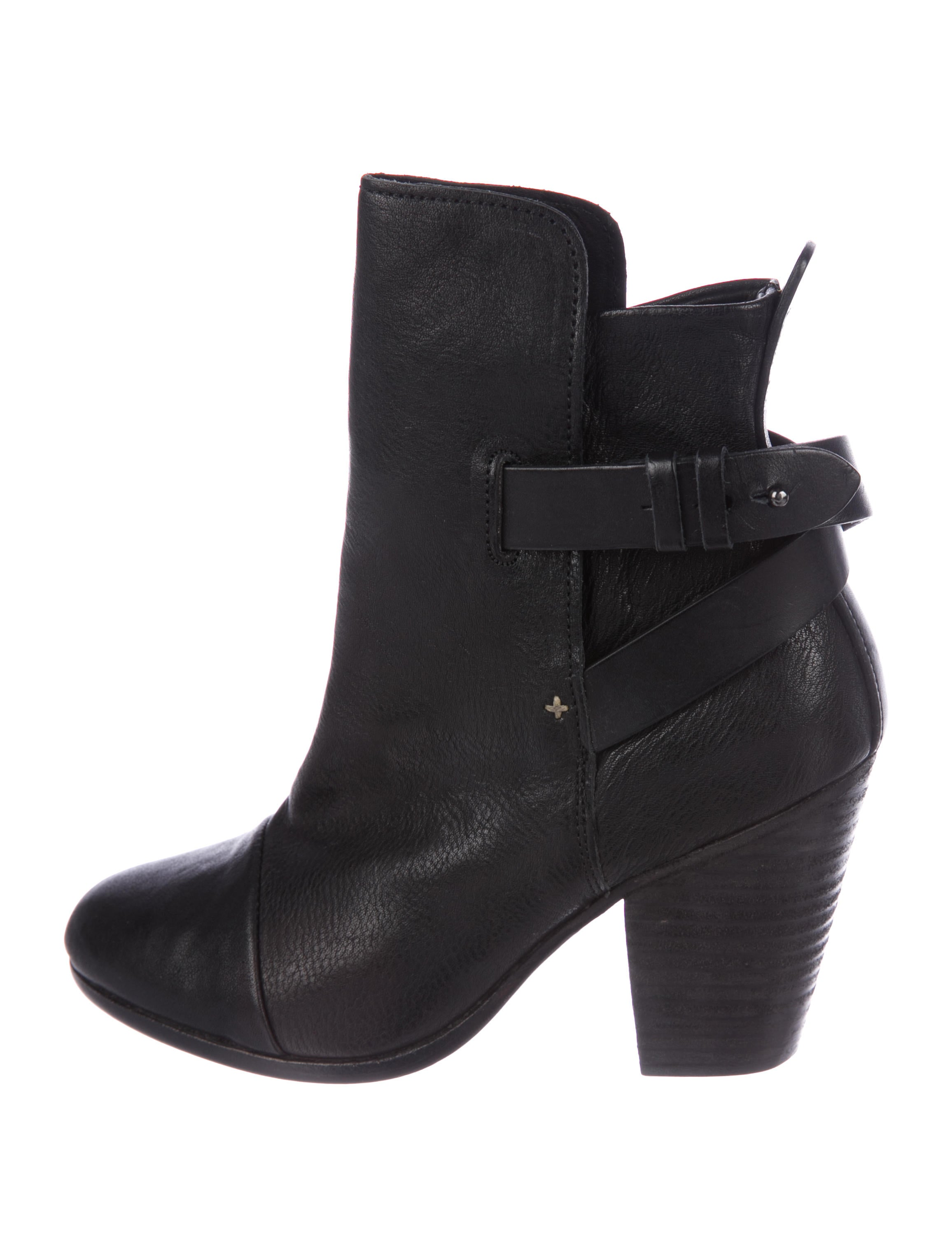 Rag & Bone Kinsey Ankle Boots w/ Tags