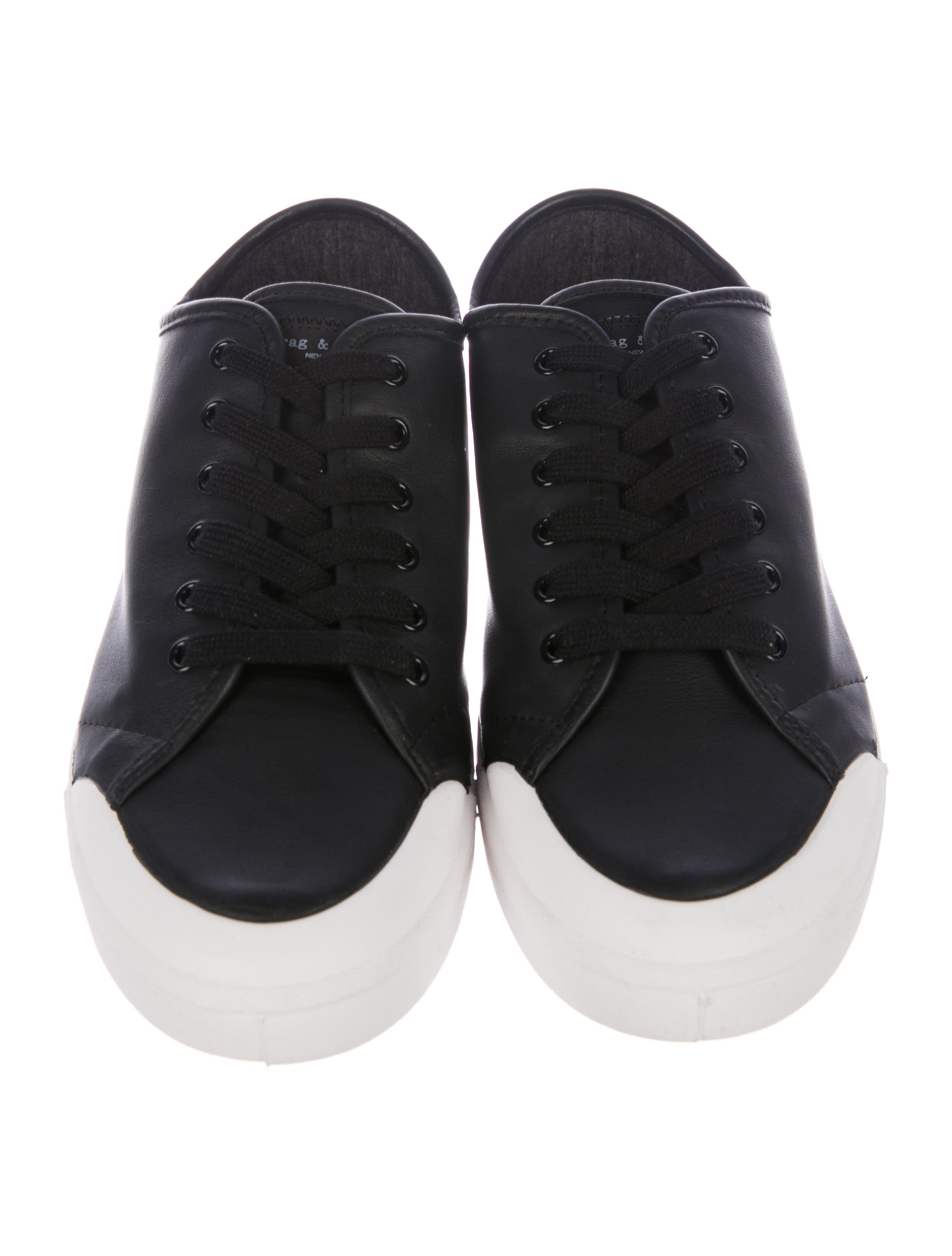 sale how much Rag & Bone Standard Issue Low-Top Sneakers w/ Tags clearance top quality outlet visit sale many kinds of hgXiy