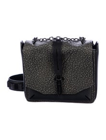 5dcbea8bb0 Rag   Bone. Embossed Enfield Mini Bag