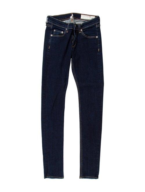 cb73c310b8a5 Rag   Bone Low-Rise Skinny Jeans - Clothing - WRAGB155104