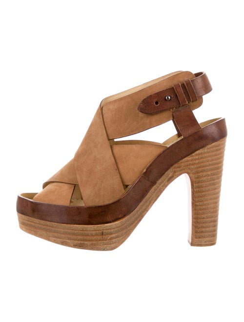 Rag & Bone Strappy Platform Sandals