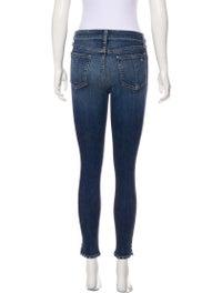 Mid-Rise Skinny Leg Jeans image 3