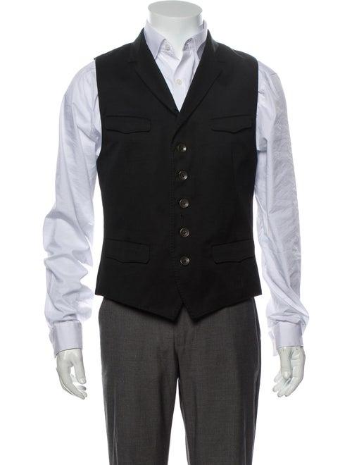 Rag & Bone Suit Vest Black