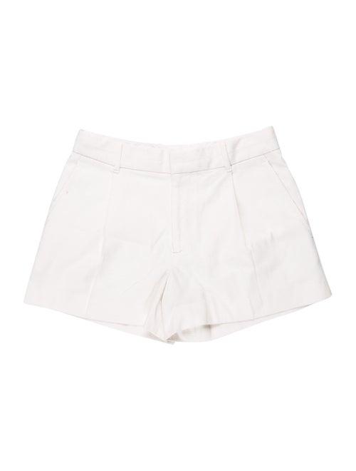 Rag & Bone Mini Shorts White