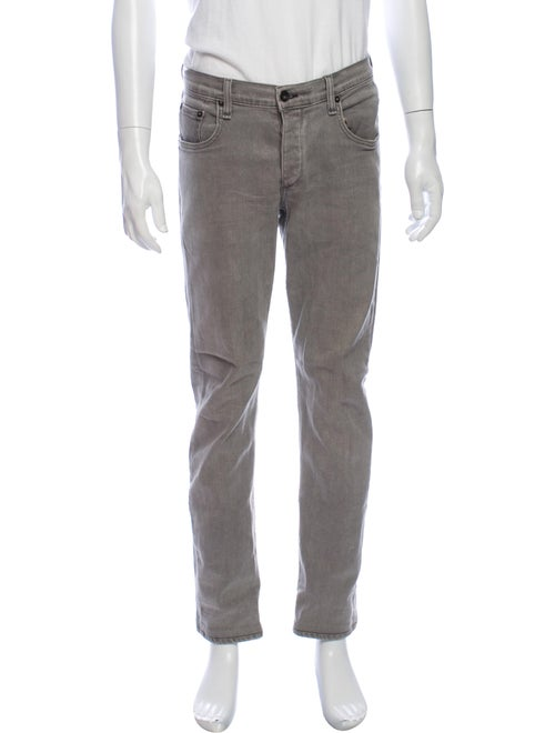 Rag & Bone Skinny Jeans Grey