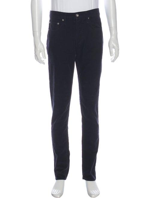 Rag & Bone Corduroy Pants Blue