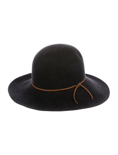 Rag & Bone Wool Fedora Hat wool