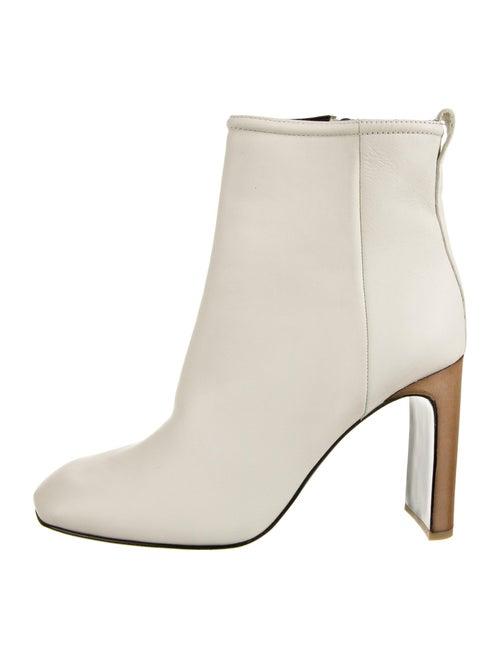 Rag & Bone Leather Boots White