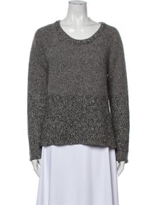 Rag & Bone Wool Scoop Neck Sweater