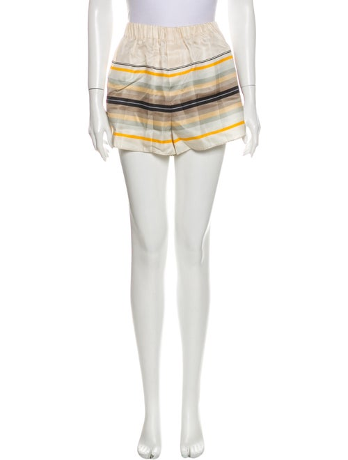 Rag & Bone Silk Mini Shorts - image 1