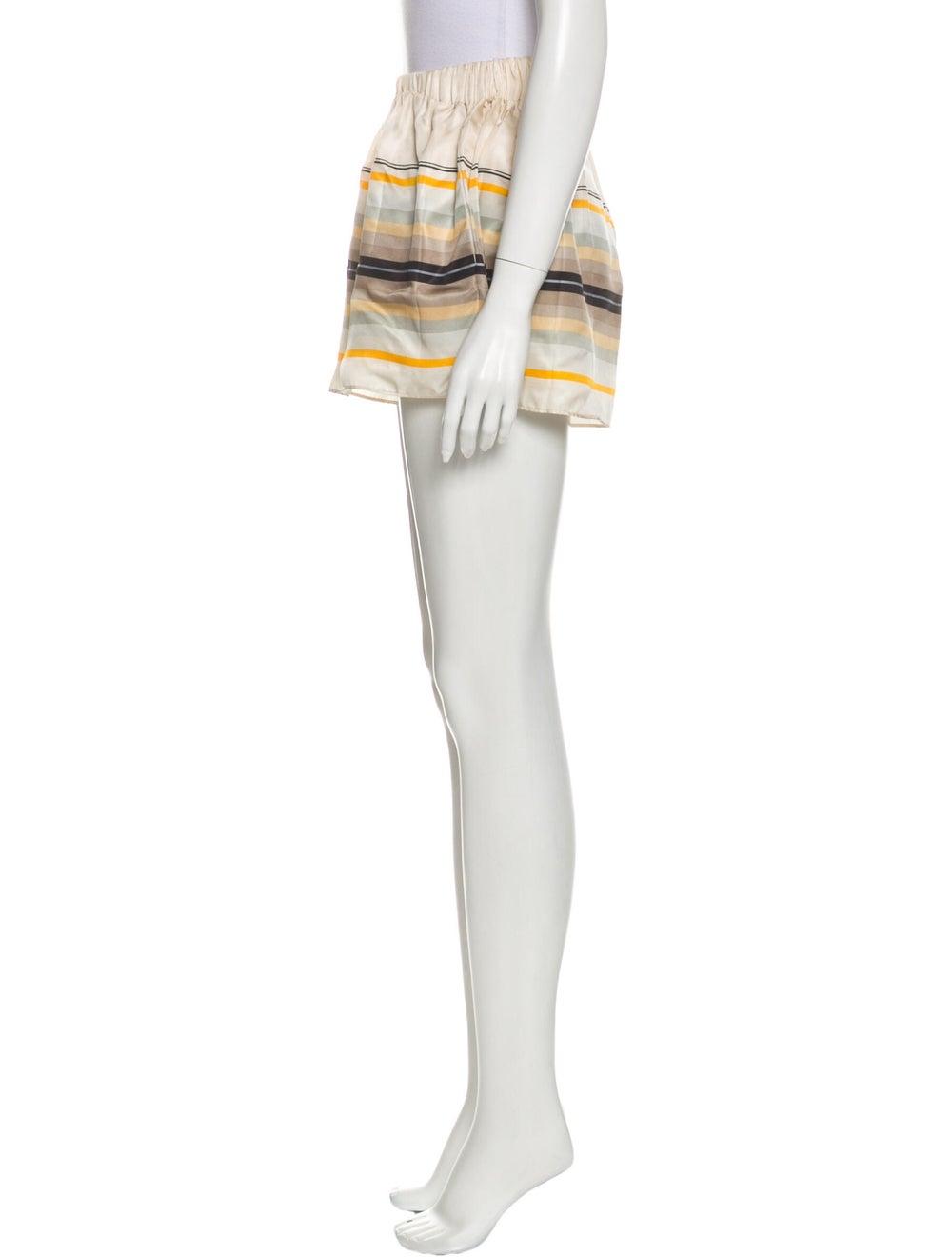 Rag & Bone Silk Mini Shorts - image 2