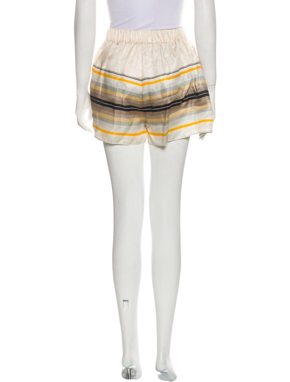 Rag & Bone Silk Mini Shorts - image 3