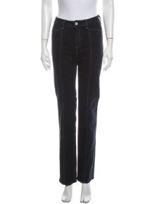 Rag & Bone Mid-Rise Straight Leg Jeans w/ Tags