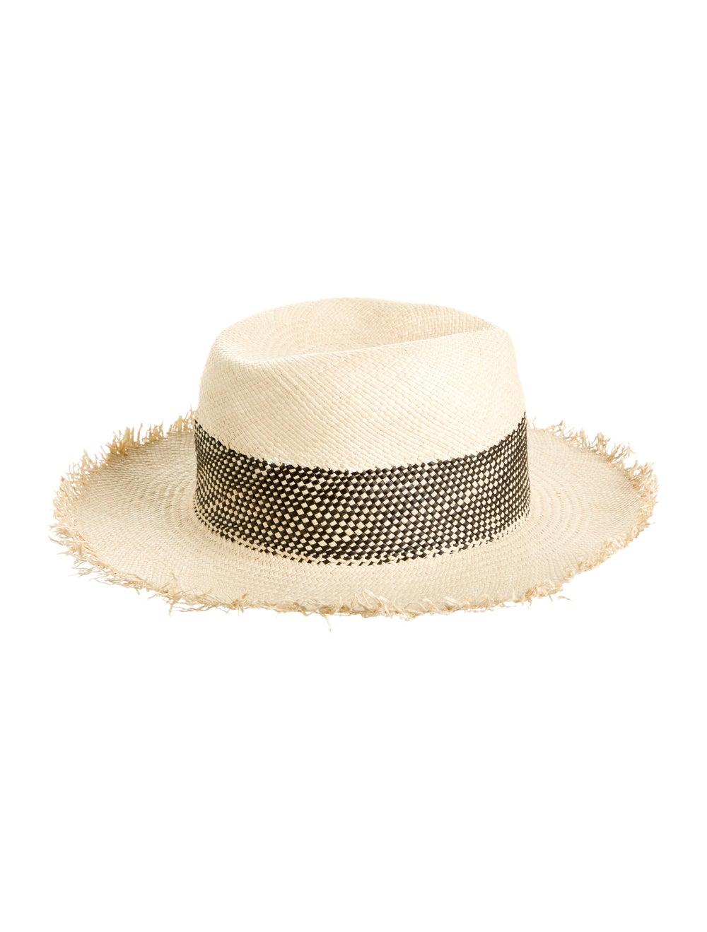 Rag & Bone Straw Wide Brim Hat - image 2
