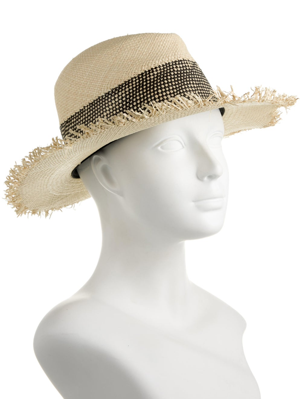 Rag & Bone Straw Wide Brim Hat - image 3