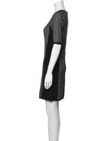 Rag & Bone Printed Mini Dress