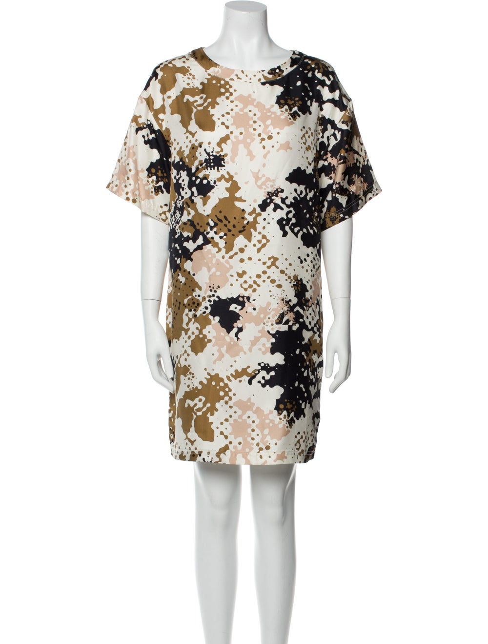 Rag & Bone Silk Mini Dress - image 1