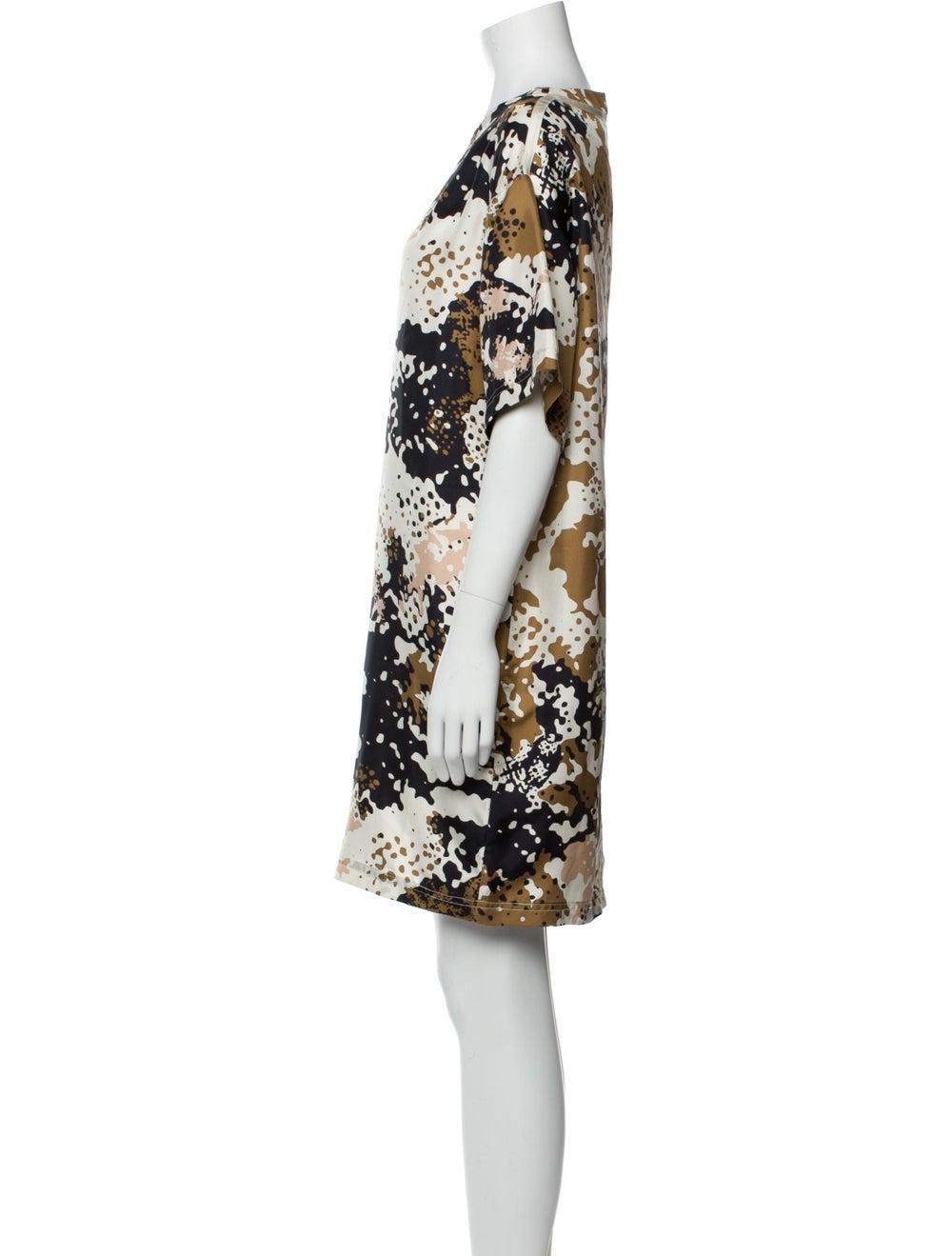 Rag & Bone Silk Mini Dress - image 2
