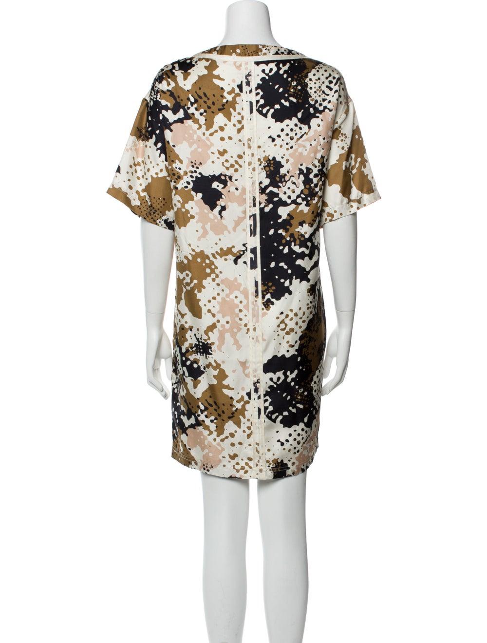 Rag & Bone Silk Mini Dress - image 3