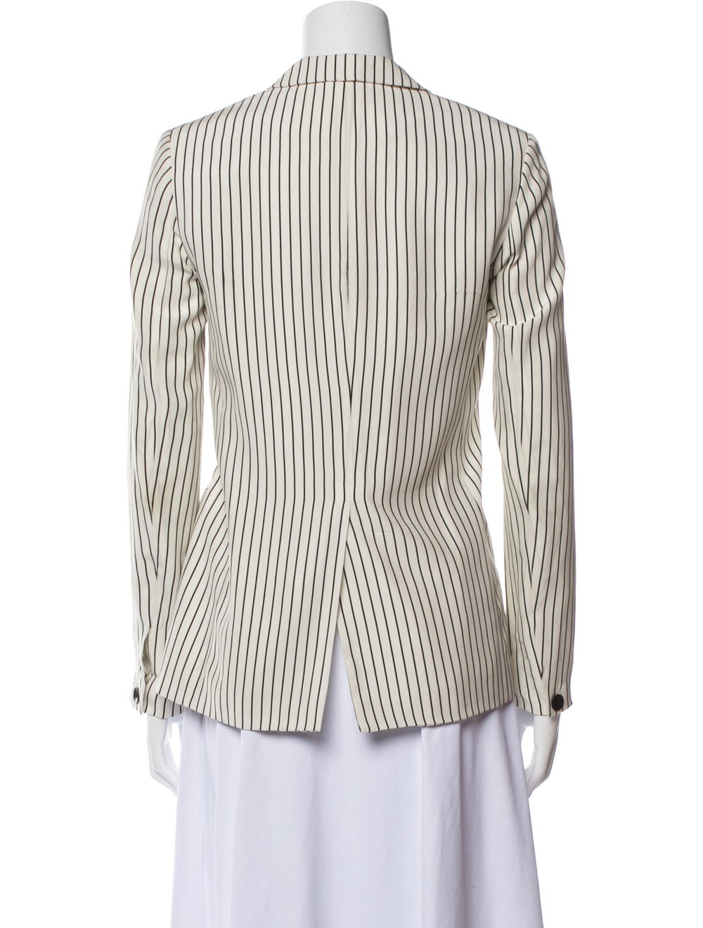 Rag & Bone Silk Striped Blazer - image 3