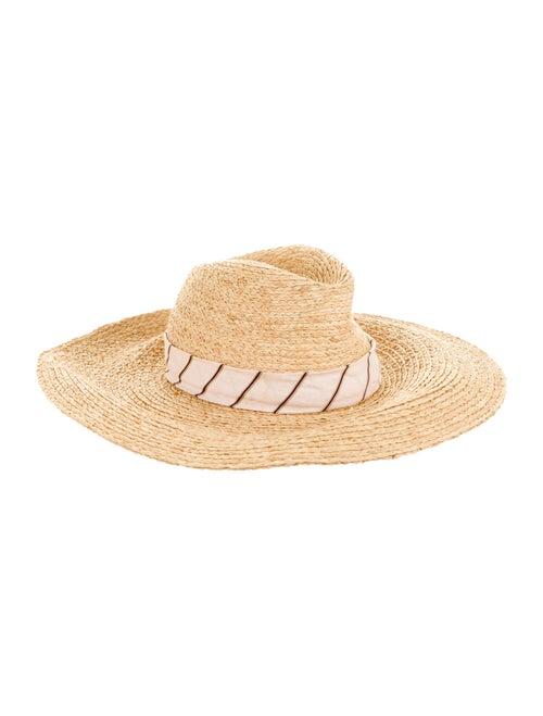 Rag & Bone Straw Cowboy Hat