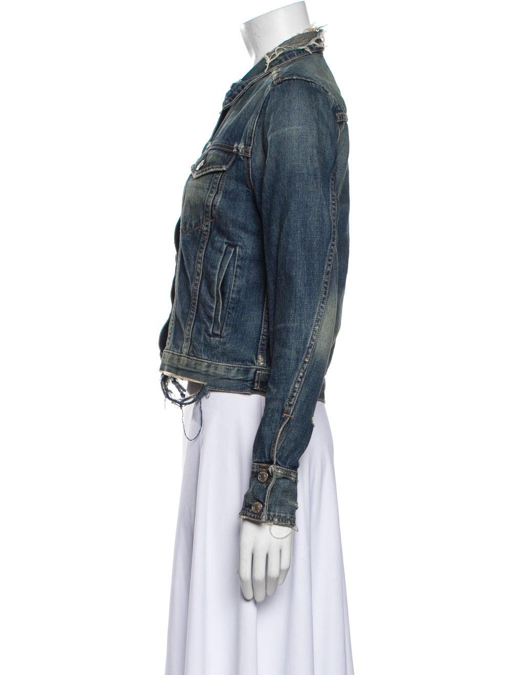 Rag & Bone Denim Jacket Denim - image 2