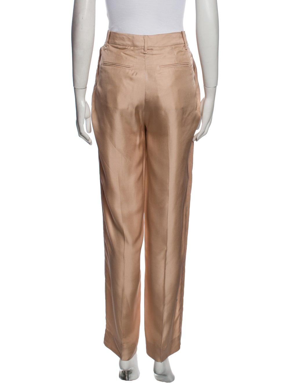 Rag & Bone Silk Straight Leg Pants - image 3