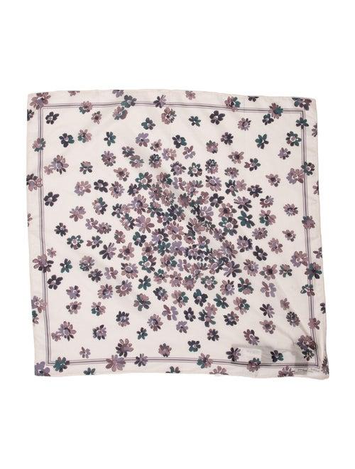 Rag & Bone Floral Print Bandana w/ Tags